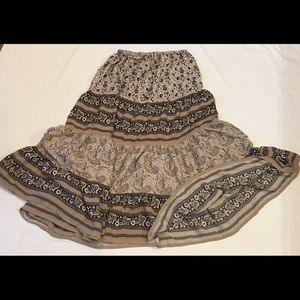White Stag Maximum Flow Maxi Skirt